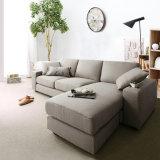 [جنبنس] أسلوب وقت فراغ أريكة قطاعيّ يعيش غرفة ركن قابل للغسل بناء أريكة