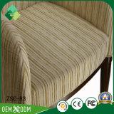 Neo-Chinesische Art-französischer Arm-Stuhl für einzelnes Schlafzimmer in der Buche (ZSC-83)