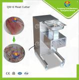 Электрический Slicer мяса Qw-3, прокладка, автомат для резки свежего мяса