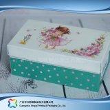 Couvercle de carton et cadre de chaussure de vêtements d'habillement d'emballage de bas (xc-APS-009)
