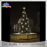 Albero di Natale artificiale di nuovo anno 6m 8m 10m 12m grande per esterno