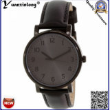 Yxl-051 Promotioan Farben-Handuhr-lederne Luxuxarmbanduhr-kundenspezifische Art-Armbanduhren der Mode-Dame-Uhr-Edelstahl-Kasten-Männer