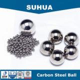bille d'acier du carbone G100 de 6.35mm