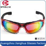 Las nuevas gafas de sol balísticas militares de la seguridad completaron los anteojos tácticos del deporte de los hombres