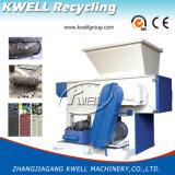 Único Shredder plástico do eixo/Shredder plástico Waste