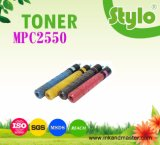 El color de tóner para Ricoh MPC3500