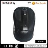 휴대용 코드가 없는 USB 수신기 RF 2.4GHz 광학적인 무선 마우스