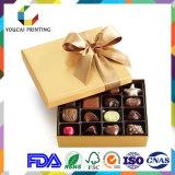 Eco-Frindly fantastischer Nahrungsmittelgrad-Papierkasten mit kundenspezifischem Firmenzeichen