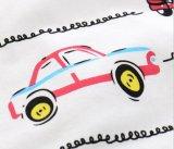 목 t-셔츠의 둘레에 인쇄되는 아이들의 의복 만화 3-8 년