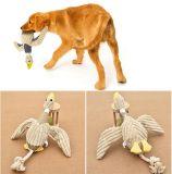Hundehaustier-Spiel-quietschendes Plüsch-Spielzeug