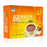 Perte de poids de régime rapide de thé de la vente 2017 chaude avec le bon goût