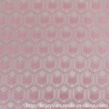 Polyester-Jacquardwebstuhl-Gewebe für das Form-Kleid-Zeichnen (JVP6346A)