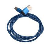 Nouveau câble de charge de données de charge rapide USB3.1 Type-C avec nylon