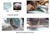 Der heiße gepresste nasse Diamant Sägeblatt für Glassteinausschnitt