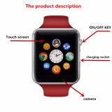 Karten-intelligentes Uhr-Telefon des China-Großhandelsscreen-A1 Dz09 SIM mit Kamera