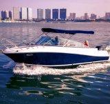 22 Feet Fiberglass Sport Bowrider Boat