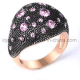 Nuovi anelli di disegno di alta qualità con i monili delle pietre