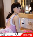 Heet Verkopend Nieuwste 158cm Groen Doll van het Geslacht van Doll van het Silicone van Ogen voor de Mens