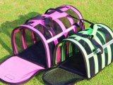 Милое многофункциональное розовое перемещение мешков Hiking мешки Tote несущей любимчика