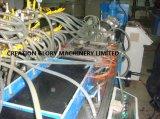 Chaîne de production stable d'extrusion de profil du fonctionnement WPC de qualité