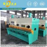 Machine de tonte de massicot d'acier inoxydable