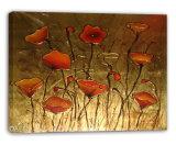 Pintura al óleo floral decorativa (DSC09869)