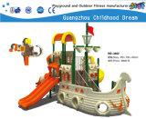 Barco pirata Zona de juegos al aire libre para el parque de atracciones