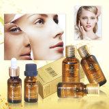 Aide l'huile essentielle d'étiquette privée avec des ingrédients et des emballages Huile essentielle pure