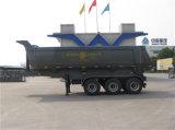 40 Tonnen Schlussteil mit Hyva halb ausgebend hydraulisch