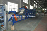 Gummiblatt abkühlende Maschine/Battch weg von abkühlender Maschine (XPG-900)
