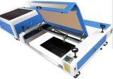 Gravure de laser de prix usine de certificat de la CE et machine de découpage