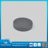 Imán de cerámica del disco del disco de la alta calidad del imán permanente de la ferrita
