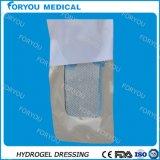Wasserdichte luftdurchlässige Hydrogel-Wundsorgfalt, die Wundinstallationssatz kleidet
