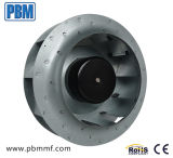 Low Power Consumption를 가진 250mm 적능력 Centrifugal Fan