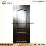 Porte de peau de la mélamine HDF pour les portes intérieures de Makinig