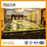 Модели зодчества/коммерчески здание моделируют виды /All знаков/создателя здания модельных/модели здания