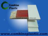 La cabina plástica eligió la tarjeta de la espuma del PVC como impermeable, no tóxico