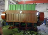 Shredder de nylon do tapete/triturador de nylon do tapete/Shredder sintético do tapete/Crusher/Wt66150 resistente