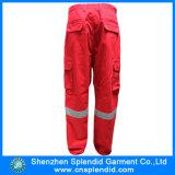 Novo Estilo de alta qualidade de segurança Cotton reflexivos Mens calças de trabalho