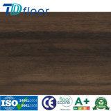 Il legno profondo ha impresso la colla di legno del reticolo giù scatta la pavimentazione di Lvt del pavimento della plancia del vinile del PVC