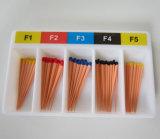 歯科材料のGapaのプロ先を細くすることのグッタペルカポイント