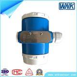 0.075% transmissores de pressão esperto do diferencial da exatidão elevada com indicador do LCD