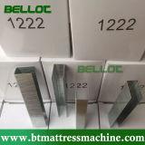 O colchão P88 grampeia os grampos 1222j