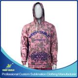 Sweat-shirt à capuche Premium complet à sublimation personnalisée