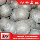 C45 forjó la bola de acero de la fábrica del surtidor de China