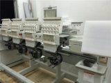 Flat Embroidery Machine Gebruikt Tajima Formaat voor Logo Borduren