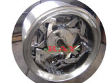Tambour de construction de pneu d'acier allié