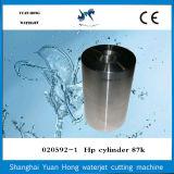 cilindro de alta pressão da intensificador 600MPa para a bomba da intensificador do jato de água