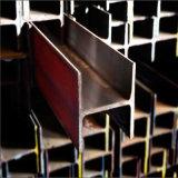 La poutre en double T et moi de matériau de construction rayonnent pour la construction