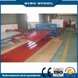 전성기 0.21mm Thickness Dx51d Grade Prepainted Corrugated Steel Sheet